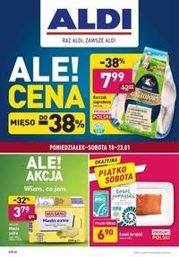 Gazetka promocyjna Aldi - Ale cena w Aldi!  - ważna do 23-01-2021