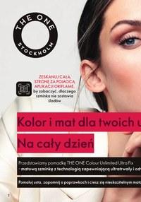 Gazetka promocyjna Oriflame - Zrób wrażenie z Oriflame
