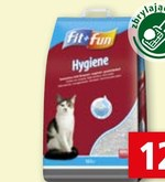 Żwirek dla kota Fit +Fun