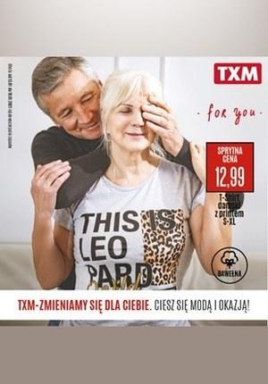 Gazetka promocyjna Textil Market - Ubrania w dostępnej cenie z TXM