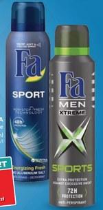 Dezodorant męski Fa