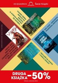 Gazetka promocyjna Księgarnie Świat Książki - Katalog Świat Książki - ważna do 09-02-2021