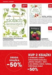 Gazetka promocyjna Księgarnie Świat Książki - Katalog Świat Książki