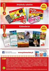 Gazetka promocyjna Prim Market - Taniej w Prim Market