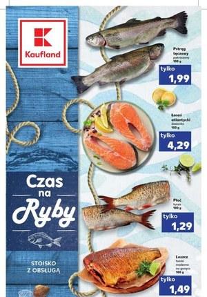 Gazetka promocyjna Kaufland - Targ rybny Kaufland