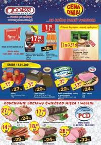 Gazetka promocyjna PSS Społem Nowy Sącz - Oferta promocyjna PSS Społem Nowy  - ważna do 25-01-2021