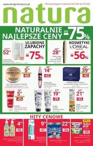 Naturalnie najlepsze ceny w Drogerii Natura!