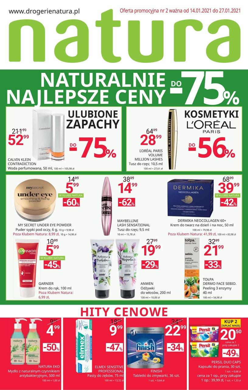 gazetki Drogerie Natura
