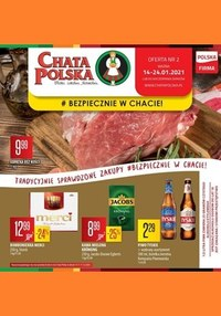 Gazetka promocyjna Chata Polska - Tradycyjnie sprawdzone - Chata Polska!