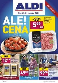 Gazetka promocyjna Aldi - Ale cena w Aldi!  - ważna do 30-01-2021