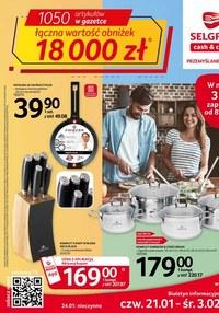 Gazetka promocyjna Selgros Cash&Carry - Selgros - oferta przemysłowa - ważna do 03-02-2021