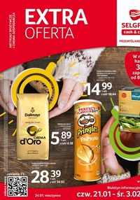 Gazetka promocyjna Selgros Cash&Carry - Oferta handlowa Selgros - ważna do 03-02-2021
