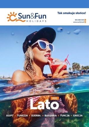 Gazetka promocyjna Sun&Fun Holidays - Sun&Fun Holidays - katalog lato 2021