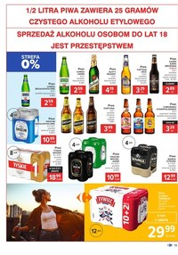 Gazetka promocyjna Carrefour - Niskie ceny w Carrefour