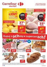 Gazetka promocyjna Carrefour Market - Kupuj z ochotą w Carrefour Market - ważna do 25-01-2021
