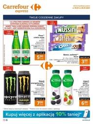 Zakupy z Carrefour Express