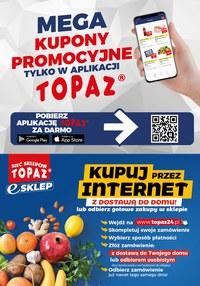 Gazetka promocyjna Topaz - Na Dzień Babci i Dziadka w Topaz
