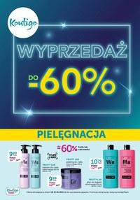 Gazetka promocyjna Kontigo - Wyprzedaż -60% w Kontigo!