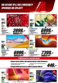 Gazetka promocyjna Media Markt - Mega promocje w Media Markt
