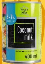 Mleko kokosowe House of Asia