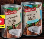 Mleczko kokosowe Freshona
