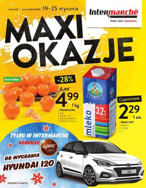 Maxi okazje w Intermarche
