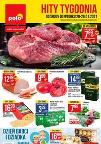 Gazetka promocyjna POLOmarket - Hity Tygodnia w sklepach Polomarket   - ważna do 26-01-2021