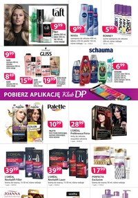 Gazetka promocyjna Drogerie Polskie - Zimowe promocje - Drogerie Polskie!