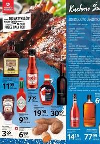 Gazetka promocyjna Selgros Cash&Carry - Selgros Kuchnie Świata