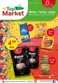 Gazetka promocyjna Top Market