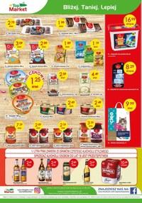 Gazetka promocyjna Top Market - Gazetka promocyjna Top Market