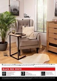 Gazetka promocyjna Black Red White - Urządzamy domowe biuro w Black Red White