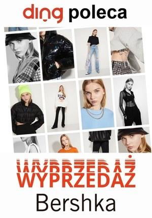 Gazetka promocyjna Bershka - Wyprzedaże w Bershka