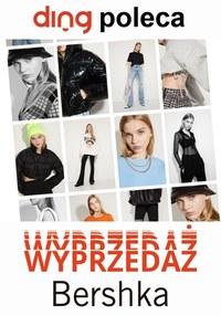 Gazetka promocyjna Bershka - Wyprzedaże w Bershka - ważna do 31-01-2021
