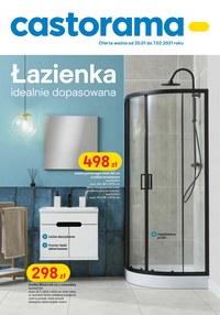 Gazetka promocyjna Castorama - Idealnie dopasowana łazienka z Castoramą - ważna do 07-02-2021