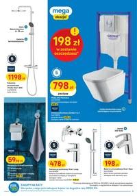Gazetka promocyjna Castorama - Idealnie dopasowana łazienka z Castoramą