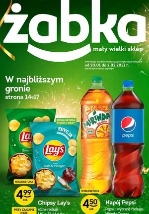 Gazetka promocyjna Żabka - Oferta promocyjna Żabka