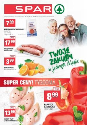 Gazetka promocyjna SPAR - Spar - Twoje zakupy w jednym sklepie