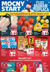 Gazetka promocyjna Kaufland - Kaufland - tylko bałwan przepłaca