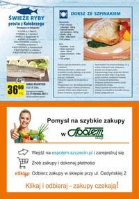 Gazetka promocyjna PSS Społem Szczecin - Szybkie zakupy w Społem Szczecin!