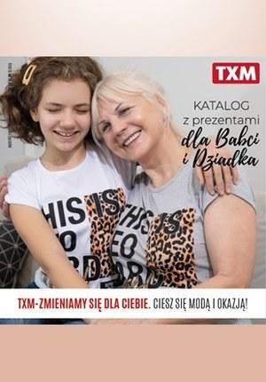Gazetka promocyjna Textil Market - Prezenty dla Babci i Dziadka w TXM