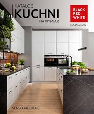Katalog kuchni 2021 Black Red White