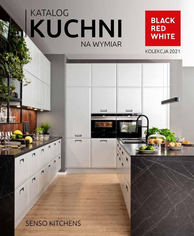 Gazetka promocyjna Black Red White - ważna od 01. 01. 2021 do 31. 12. 2021