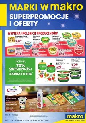 Gazetka promocyjna Makro Cash&Carry - Super promocje i oferty w Makro