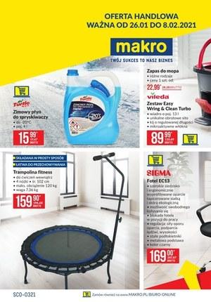 Gazetka promocyjna Makro Cash&Carry - Artykuły przemysłowe w Makro