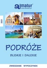 Gazetka promocyjna Almatur - Katalog podróże - Almatur - ważna do 31-12-2021