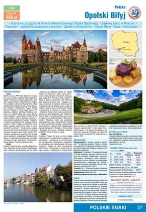 Katalog podróże - Almatur