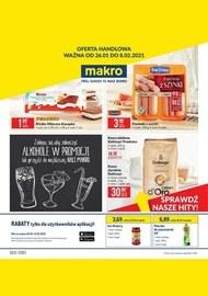 Promocje w sklepach Makro