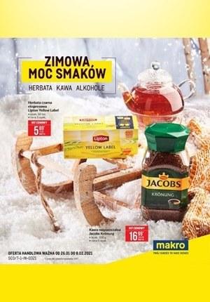 Gazetka promocyjna Makro Cash&Carry - Zimowa moc smaków w Makro