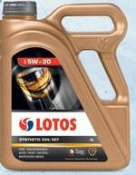 Olej do silnika Lotos